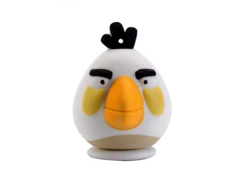 Флэшка Emtec Animals Angry Bird White