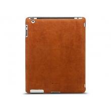 Чехол для планшета Melkco Slimme Cover APIPA2LCSC1BNCV brown iPad 2