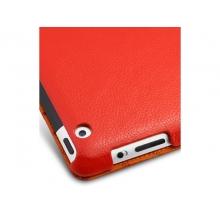 Чехол для планшета Melkco Slimme Cover APIPA2LCSC1RDLC red iPad 2