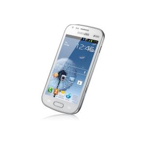 Смартфон Samsung Galaxy S Duos (GT-S7562UWASKZ) White