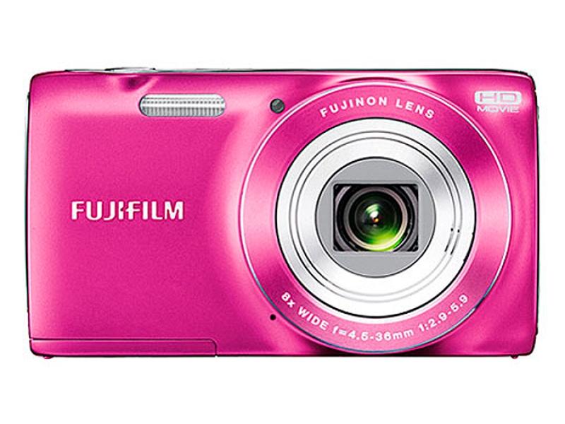 Цифровой фотоаппарат Fujifilm FinePix JZ100 pink