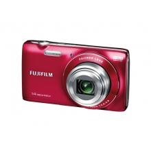 Цифровой фотоаппарат Fujifilm FinePix JZ100 red