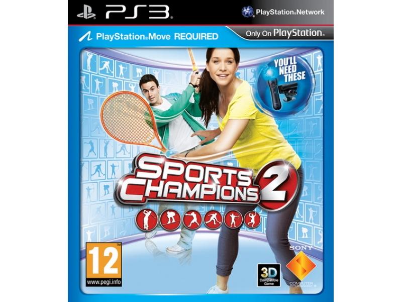 Видеоигра для консоли Sports Champions 2