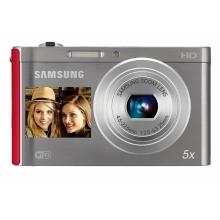 Цифровой фотоаппарат Samsung EC-DV300FBPRKZ Red