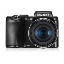 Цифровой фотоаппарат Samsung EC-WB100ZBABKZ black