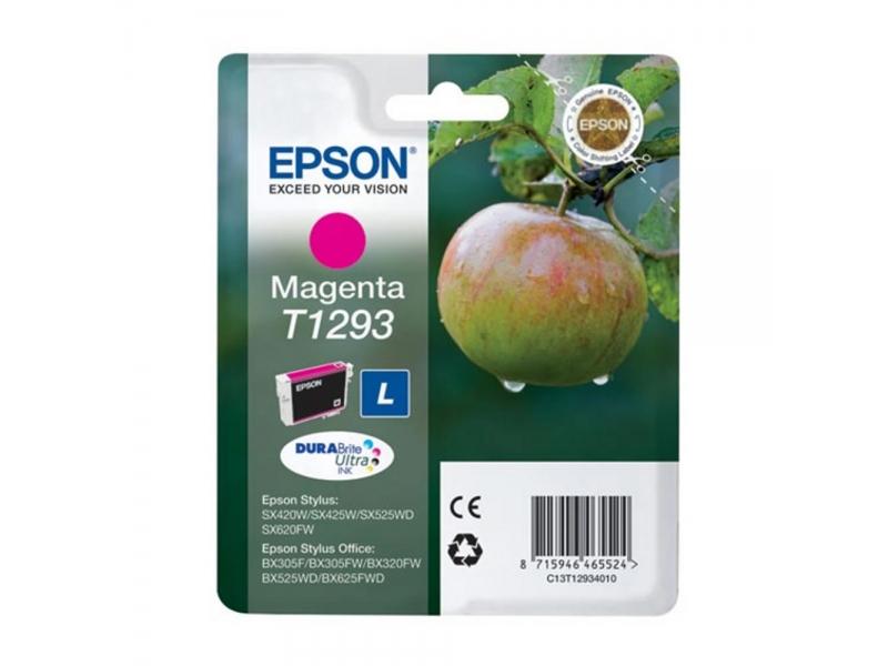 Картридж Epson C13T12934011 Magenta