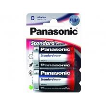 Элемент питания Panasonic LR20SPS/2BP