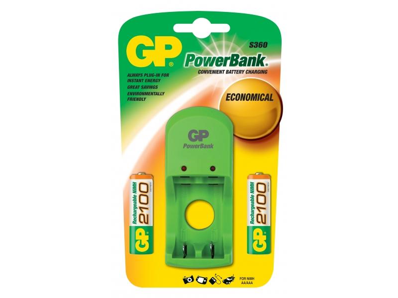 Зарядное устройство GP MID-RANGE PB360GS210RA