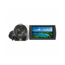 Видеокамера Sony DCR-SX45E silver