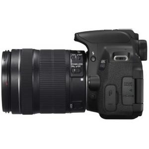 Зеркальный фотоаппарат Canon EOS 650D EF-S 18-135 IS STM Lens Kit Black