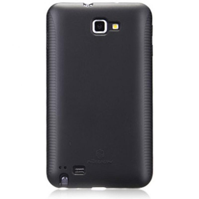 Чехол для мобильного телефона Nillkin Soft Case Для Samsung Galaxy Note i9220 Black