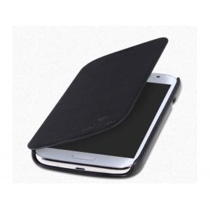 Чехол для мобильного телефона YooBao Slim Leather Case black Samsung Galaxy S3