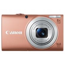 Цифровой фотоаппарат Canon PowerShot 000 IS pink