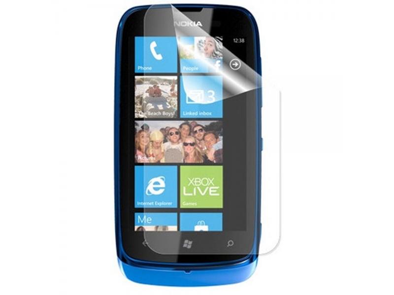 Защитная пленка Yotrix Proguard C-SerIES Nokia Lumia 610 (МАТОВАЯ)