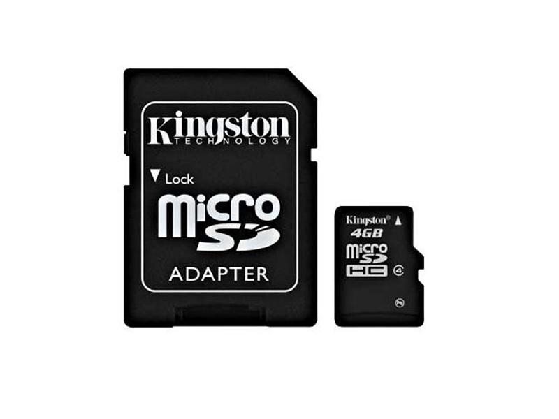 Карта памяти Kingston SDC4/4GB