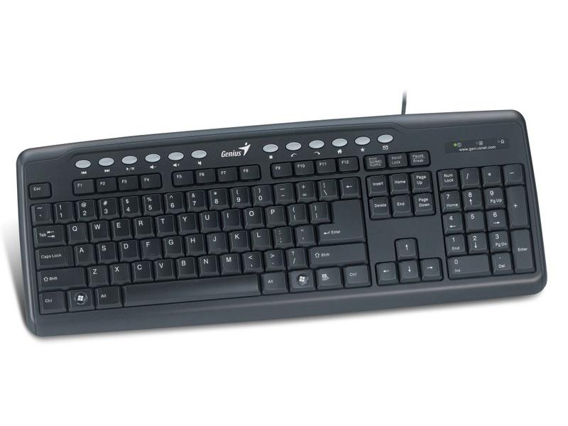 Клавиатура Genius KB-M220 (31310050107) Black
