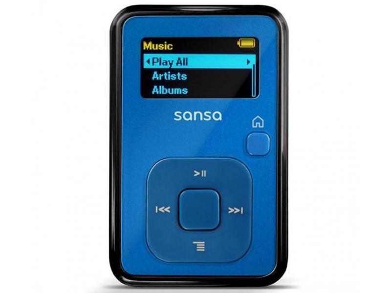 MP3 плеер Sandisk SDMX18-004G-E46B