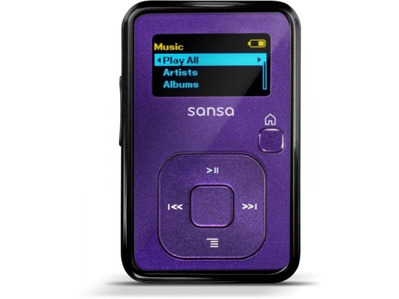 MP3 плеер Sandisk SDMX18-004G-E46I