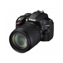 Зеркальный фотоаппарат Nikon D3200 18-105VR Black