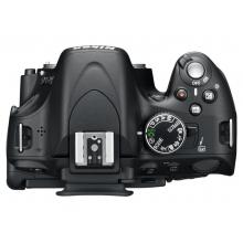 Зеркальный фотоаппарат Nikon D5100 18-105VR Black