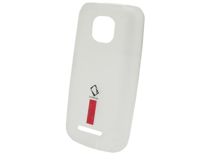 Чехол для мобильного телефона Capdase soft jacket Nokia Asha 311 white