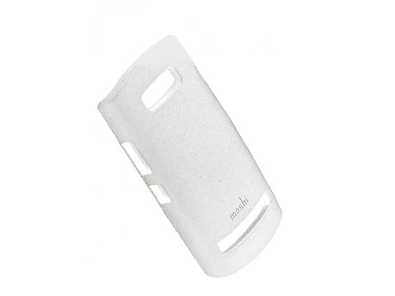 Чехол для мобильного телефона Moshi Nokia Asha 303 white