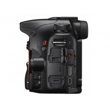 Зеркальный фотоаппарат Sony Alpha SLT-A57K 18-55 Lens Kit Black