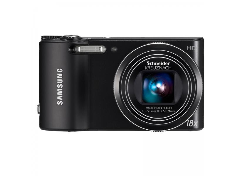 Цифровой фотоаппарат Samsung EC-WB150ZBPWKZ