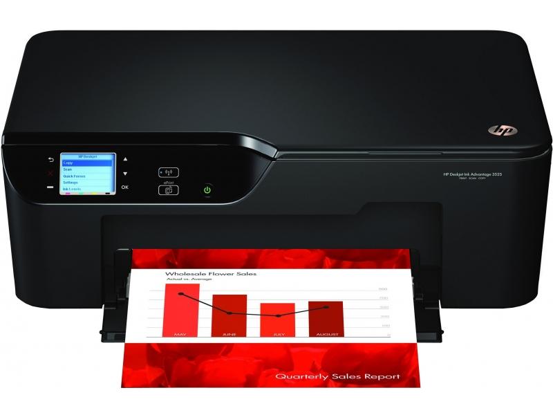 МФУ HP DeskJet 3525