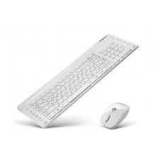 Клавиатура Crown CMMK-950W white