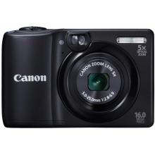 Цифровой фотоаппарат Canon Powershot A1300 Black