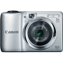 Цифровой фотоаппарат Canon Powershot A1300 silver