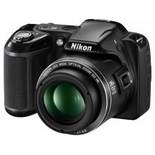 Цифровой фотоаппарат Nikon CoolPix L810 Black