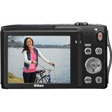 Цифровой фотоаппарат Nikon CoolPix S3300 black