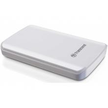 Внешний жесткий диск Transcend StoreJet 25D2-W white