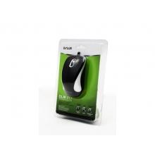 Мышь Delux DLM-377OUS Black/Silver