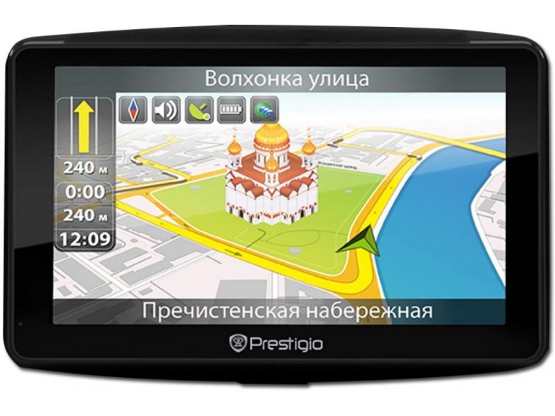 GPS навигатор Prestigio GeoVision 7900BTFMTV