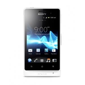 Смартфон Sony Xperia Go ST27I White