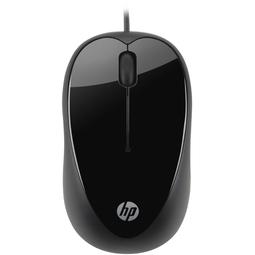 Мышь HP H2C21AA X1000 Black