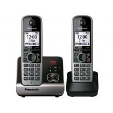 Радиотелефон Panasonic KX-TG6722CAB