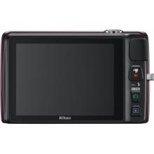 Цифровой фотоаппарат Nikon CoolPix S4300 silver