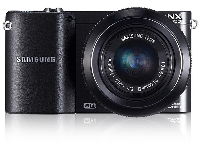 Цифровой фотоаппарат Samsung NX1000