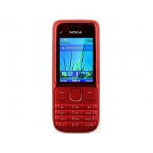 Мобильный телефон Nokia C2-01 red