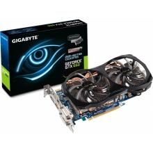 Видеокарта Gigabyte GV-N660-OC-2GD