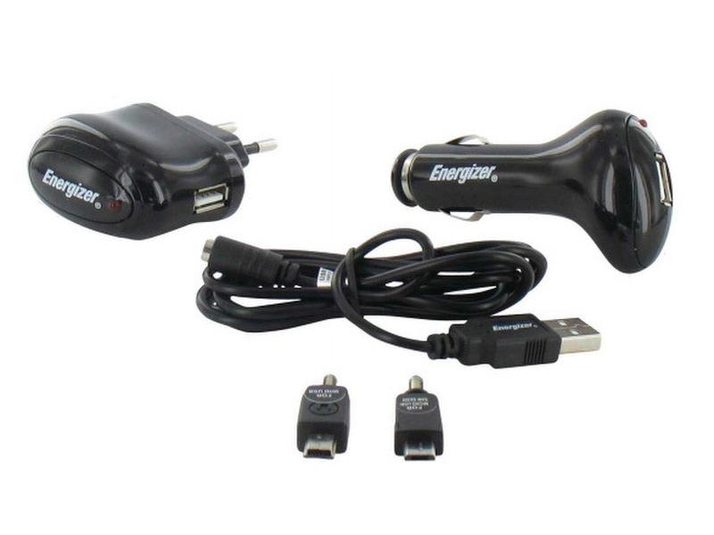 Зарядное устройство Energizer Car&Travel Charger For HTC