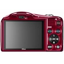 Цифровой фотоаппарат Nikon CoolPix L610 Red