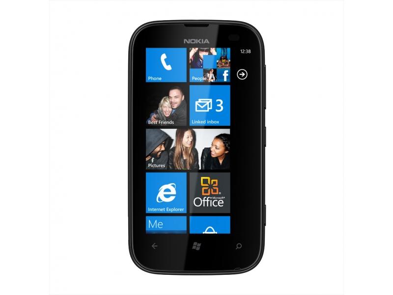 Смартфон Nokia Lumia 510 black
