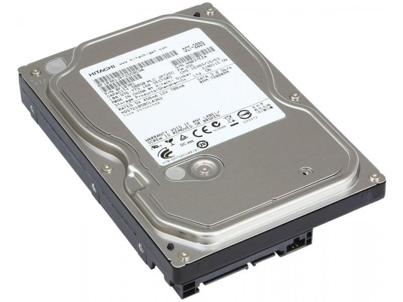 HDD диск Hitachi Deskstar 7K1000