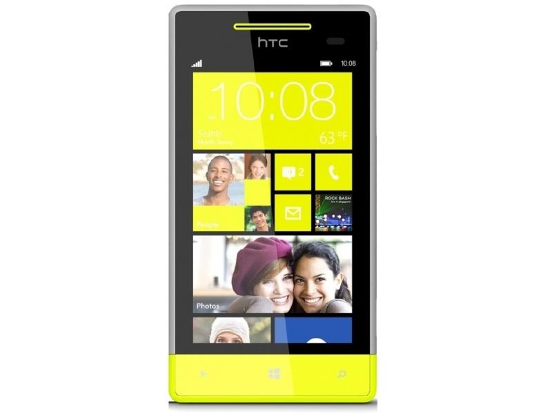 Смартфон HTC Windows Phone 8S grey