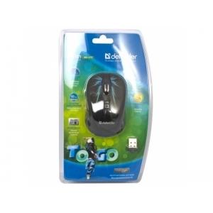 Мышь Defender MS-575 To-Go Nano flash